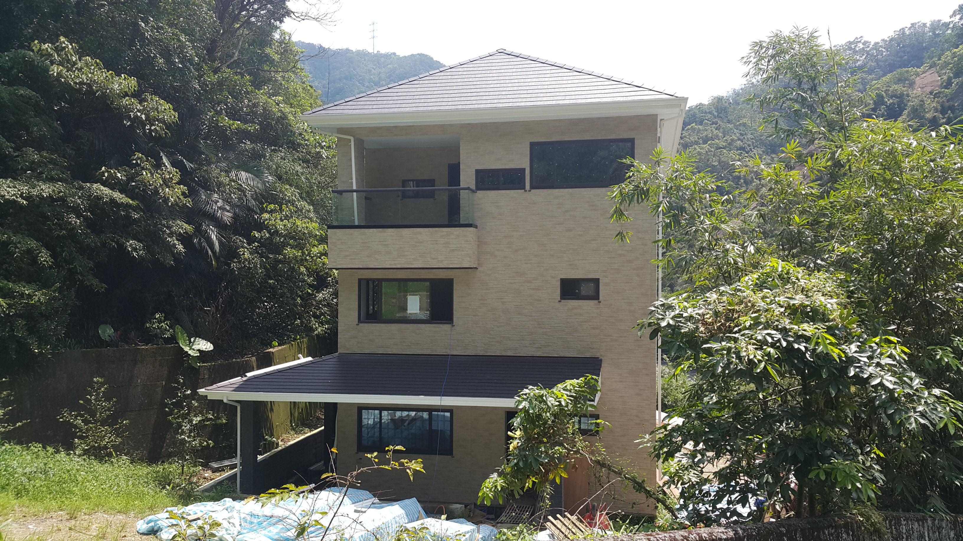 別墅設計及鋼構屋